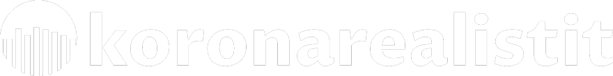Koronarealistit logo.