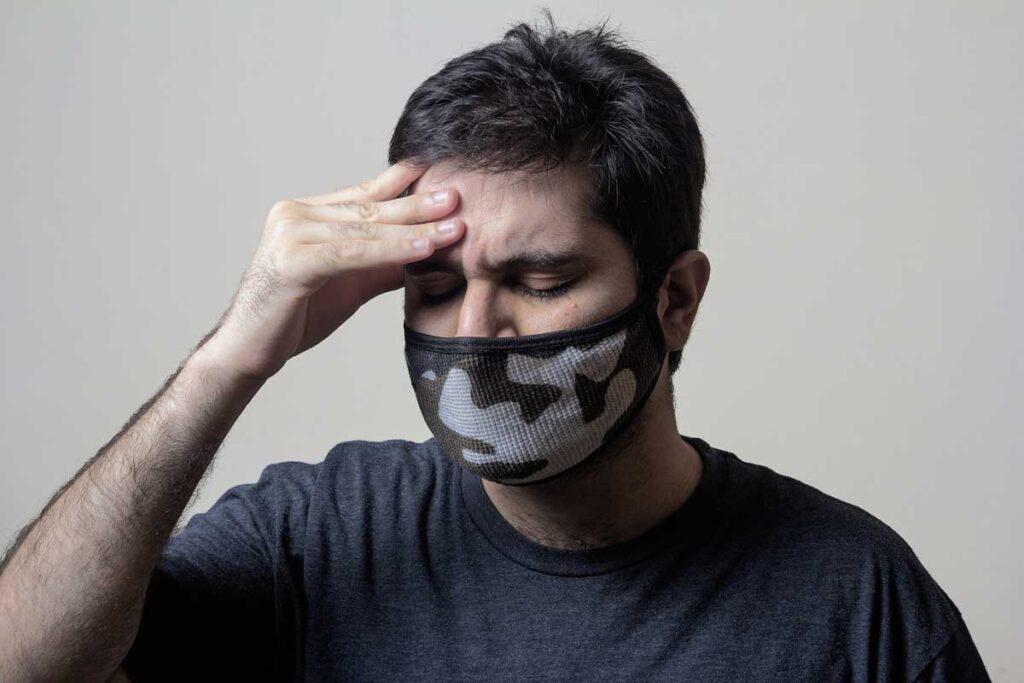 Maskin käyttö on tutkitusti haitallista, eikä siitä ole viruksen leviämisen kannalta mitään hyötyä.