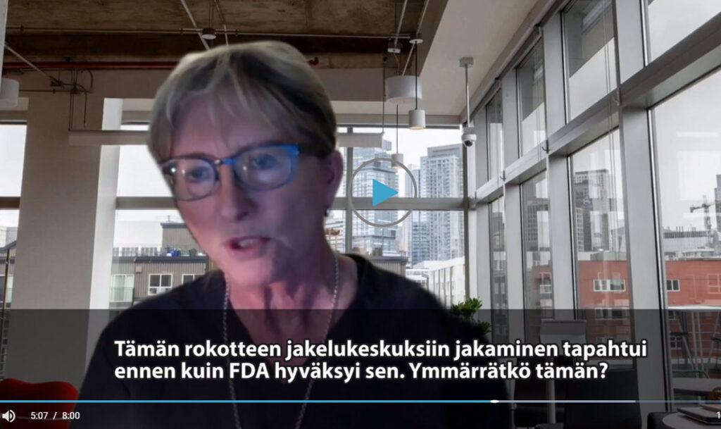 Miten mRNA-rokote toimii?