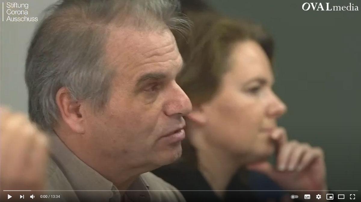 Oikeusasianajaja Reiner Fuellmich keskustelee koronatilanteesta ja rokotteesta.