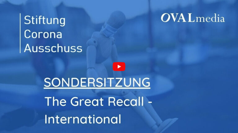 Reiner Fuellmich – Erikoisistunto 17.2.2021. Sondersitzung: The Great Recall – International