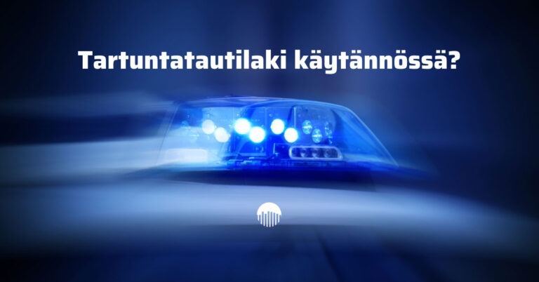 Tartuntatautilaki käytännössä – poliisi vei sairaalaan testattavaksi vasten tahtoa, syynä altistus