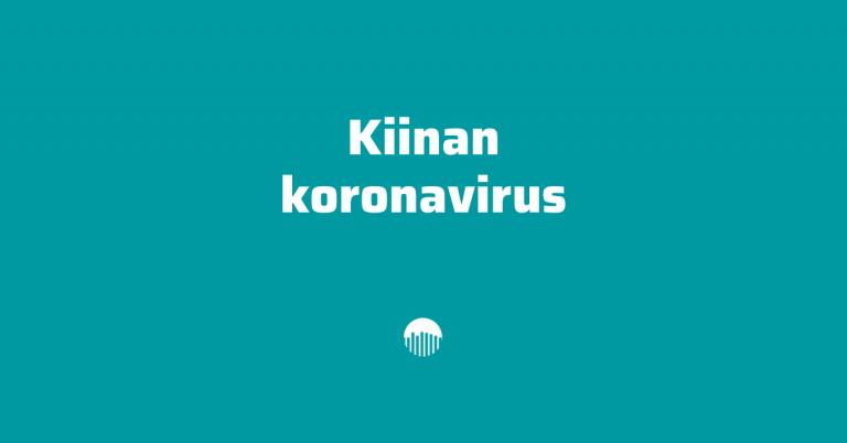 Kiinan Koronavirus