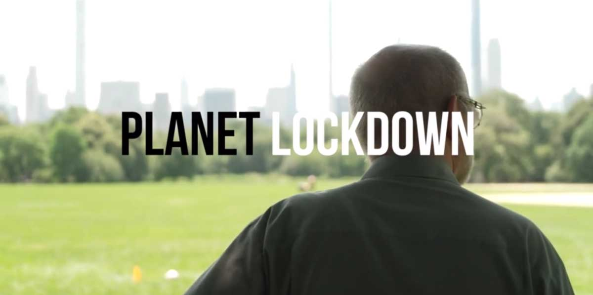 Planet Lockdown.