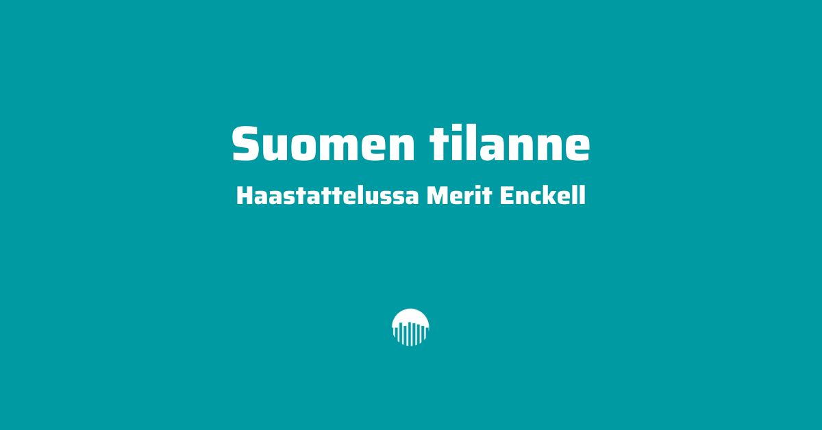 Suomen tilanne.