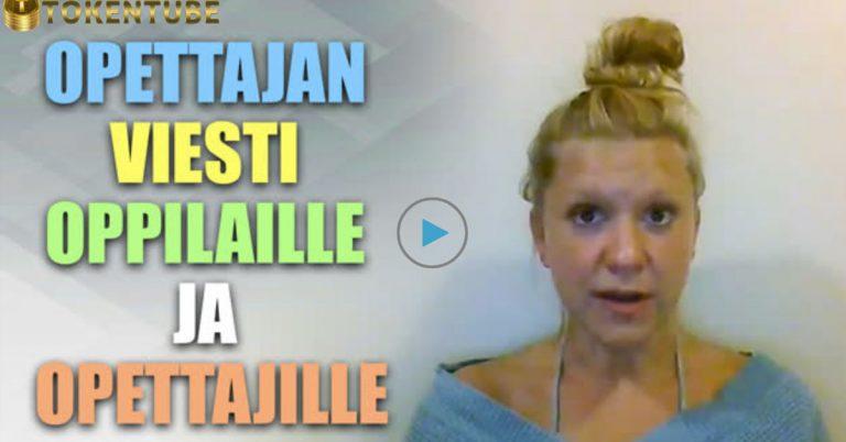 Opettaja Leena Fredriksson paljastaa koulujen painostuksen lasten kokeellisiin koronarokotuksiin