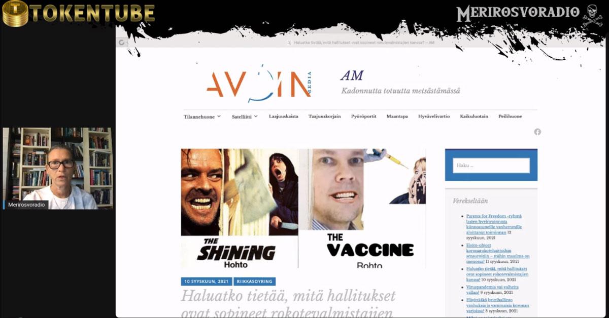 Merirosvoradio ja Avoin Media.